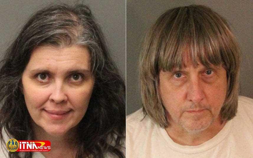 Bazdasht 27D - بازداشت پدر و مادر آمریکایی که ۱۳ فرزند خود را در خانه زندانی کرده بودند