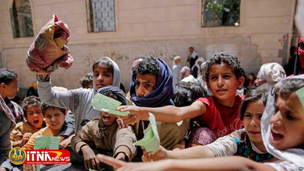 Yaman 26D - بیش از 22 میلیون یمنی نیاز به کمک فوری دارند